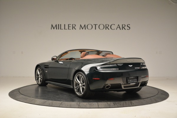 Used 2017 Aston Martin V12 Vantage S Roadster for sale Sold at Rolls-Royce Motor Cars Greenwich in Greenwich CT 06830 5