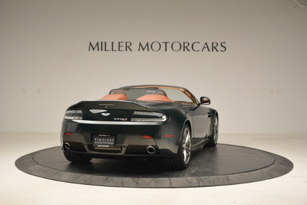 Used 2017 Aston Martin V12 Vantage S Roadster for sale Sold at Rolls-Royce Motor Cars Greenwich in Greenwich CT 06830 7