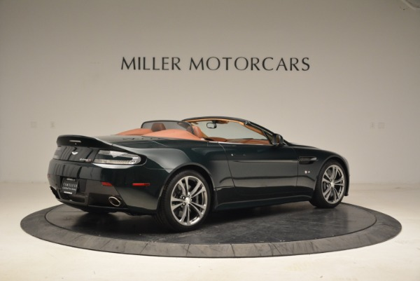 Used 2017 Aston Martin V12 Vantage S Roadster for sale Sold at Rolls-Royce Motor Cars Greenwich in Greenwich CT 06830 8