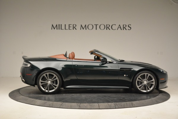 Used 2017 Aston Martin V12 Vantage S Roadster for sale Sold at Rolls-Royce Motor Cars Greenwich in Greenwich CT 06830 9