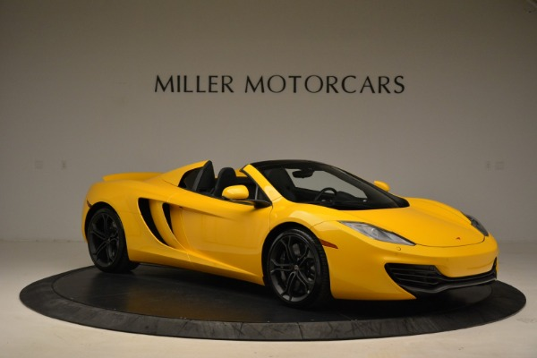 Used 2014 McLaren MP4-12C Spider for sale Sold at Rolls-Royce Motor Cars Greenwich in Greenwich CT 06830 10