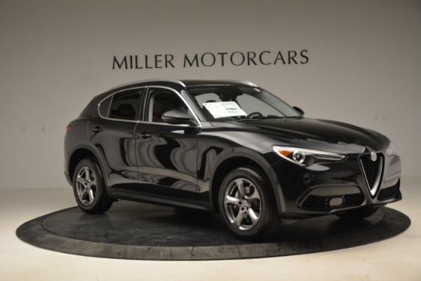 New 2018 Alfa Romeo Stelvio Q4 for sale Sold at Rolls-Royce Motor Cars Greenwich in Greenwich CT 06830 11