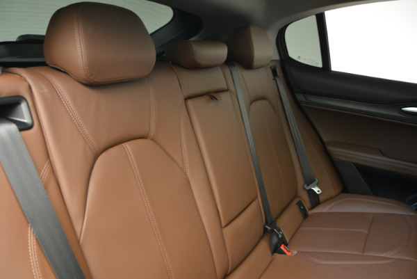 New 2018 Alfa Romeo Stelvio Q4 for sale Sold at Rolls-Royce Motor Cars Greenwich in Greenwich CT 06830 24
