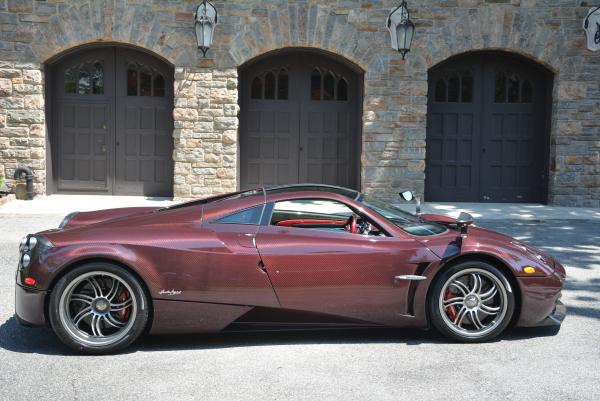 Used 2014 Pagani Huayra for sale Sold at Rolls-Royce Motor Cars Greenwich in Greenwich CT 06830 2