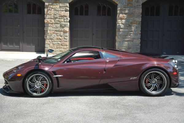 Used 2014 Pagani Huayra for sale Sold at Rolls-Royce Motor Cars Greenwich in Greenwich CT 06830 4