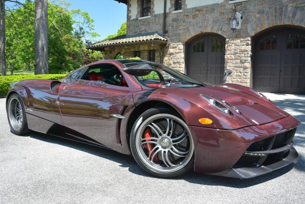 Used 2014 Pagani Huayra for sale Sold at Rolls-Royce Motor Cars Greenwich in Greenwich CT 06830 7