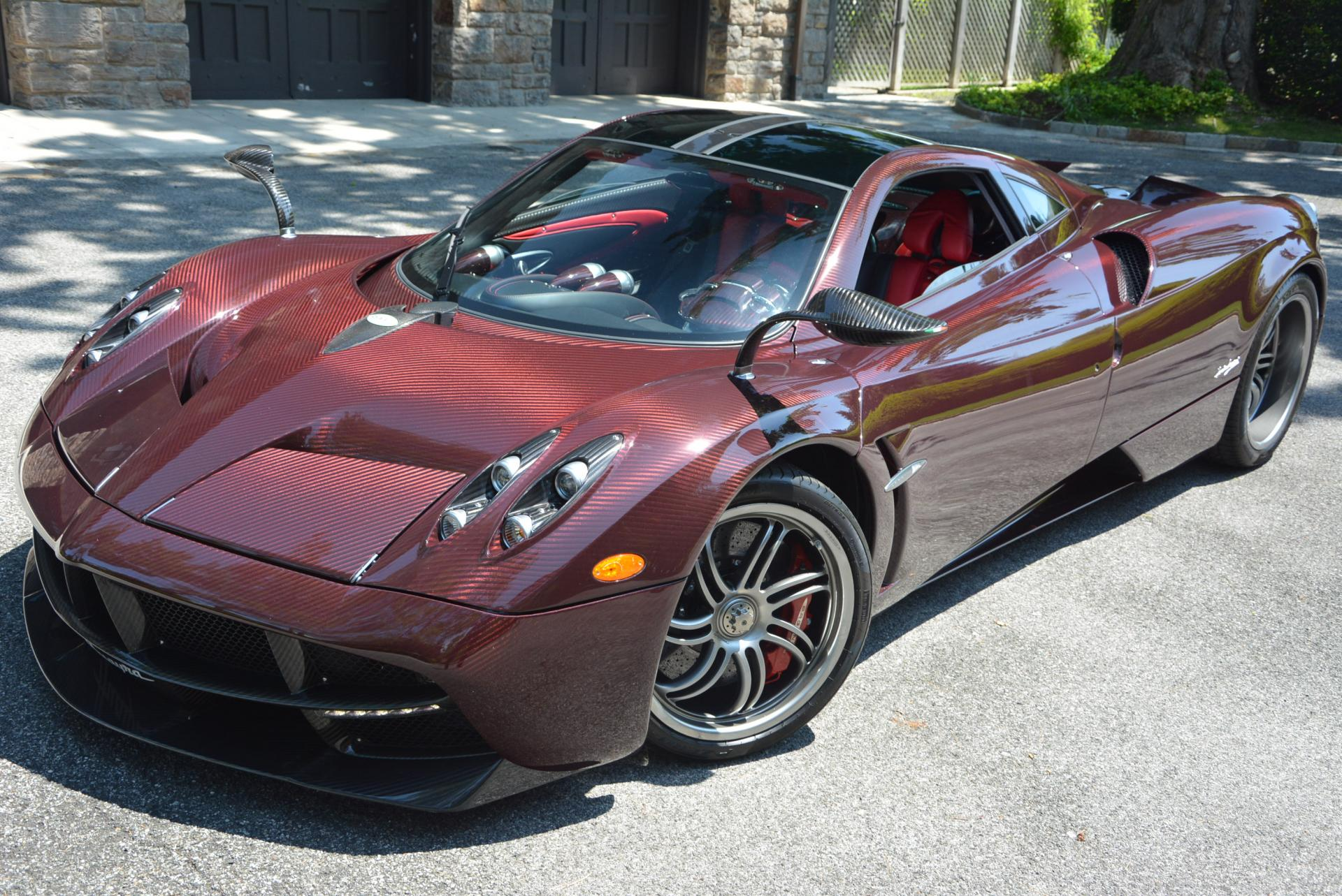 Used 2014 Pagani Huayra for sale Sold at Rolls-Royce Motor Cars Greenwich in Greenwich CT 06830 1