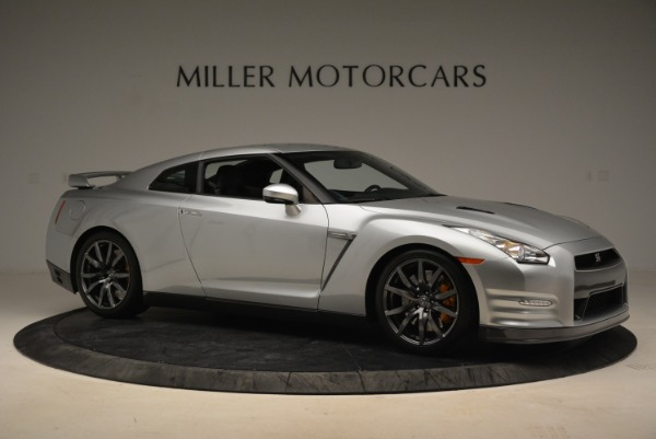 Used 2013 Nissan GT-R Premium for sale Sold at Rolls-Royce Motor Cars Greenwich in Greenwich CT 06830 11