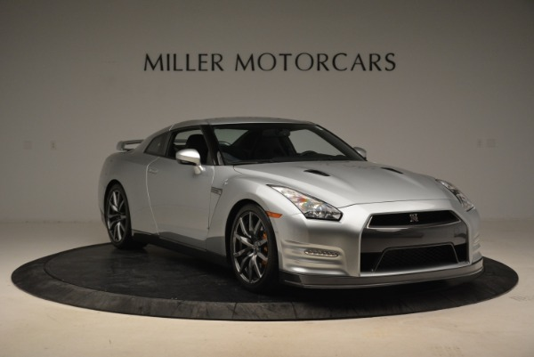 Used 2013 Nissan GT-R Premium for sale Sold at Rolls-Royce Motor Cars Greenwich in Greenwich CT 06830 12