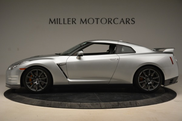 Used 2013 Nissan GT-R Premium for sale Sold at Rolls-Royce Motor Cars Greenwich in Greenwich CT 06830 3