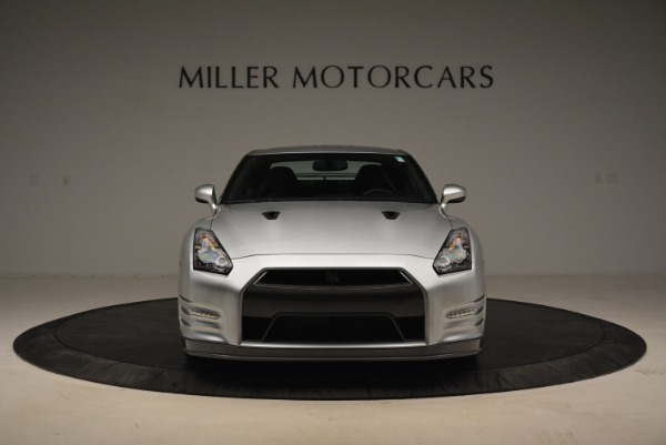 Used 2013 Nissan GT-R Premium for sale Sold at Rolls-Royce Motor Cars Greenwich in Greenwich CT 06830 7