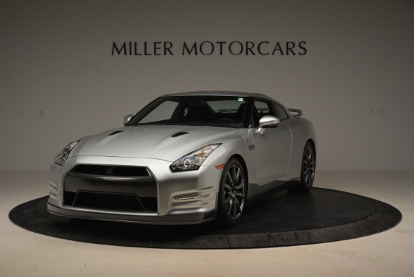 Used 2013 Nissan GT-R Premium for sale Sold at Rolls-Royce Motor Cars Greenwich in Greenwich CT 06830 1