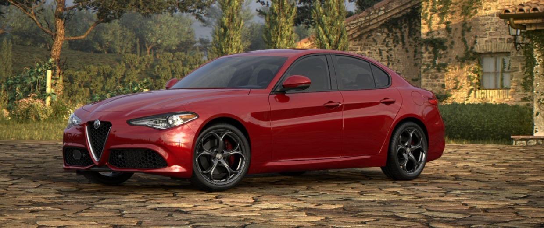 New 2018 Alfa Romeo Giulia Ti Sport for sale Sold at Rolls-Royce Motor Cars Greenwich in Greenwich CT 06830 1