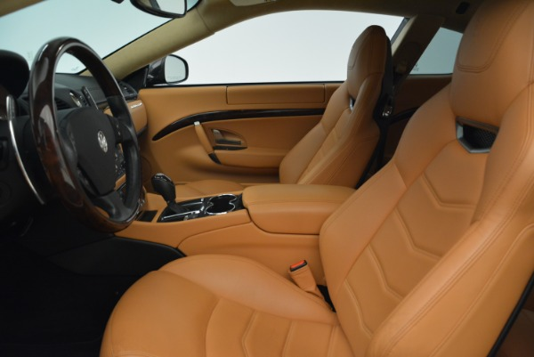 Used 2014 Maserati GranTurismo Sport for sale Sold at Rolls-Royce Motor Cars Greenwich in Greenwich CT 06830 14