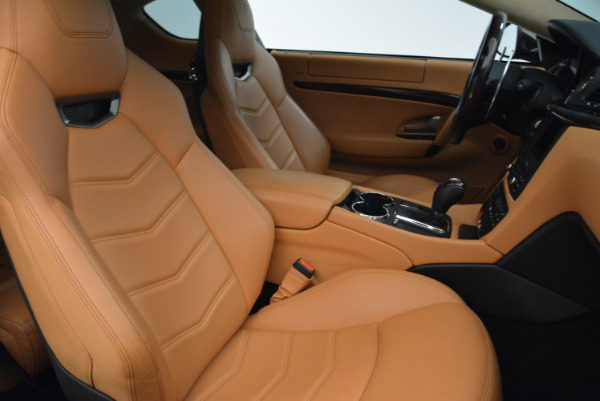 Used 2014 Maserati GranTurismo Sport for sale Sold at Rolls-Royce Motor Cars Greenwich in Greenwich CT 06830 21