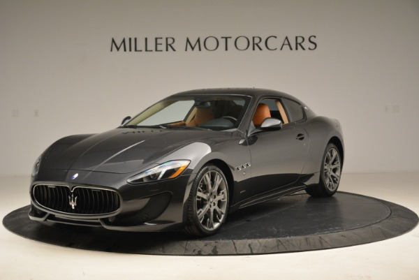 Used 2014 Maserati GranTurismo Sport for sale Sold at Rolls-Royce Motor Cars Greenwich in Greenwich CT 06830 1