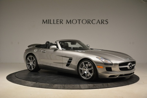 Used 2012 Mercedes-Benz SLS AMG for sale Sold at Rolls-Royce Motor Cars Greenwich in Greenwich CT 06830 10