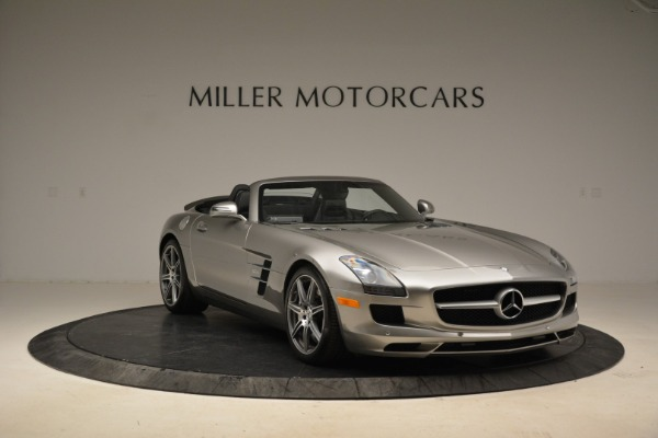 Used 2012 Mercedes-Benz SLS AMG for sale Sold at Rolls-Royce Motor Cars Greenwich in Greenwich CT 06830 11