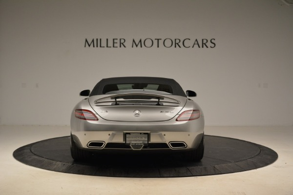 Used 2012 Mercedes-Benz SLS AMG for sale Sold at Rolls-Royce Motor Cars Greenwich in Greenwich CT 06830 16