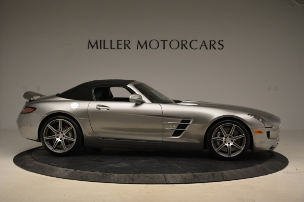 Used 2012 Mercedes-Benz SLS AMG for sale Sold at Rolls-Royce Motor Cars Greenwich in Greenwich CT 06830 18