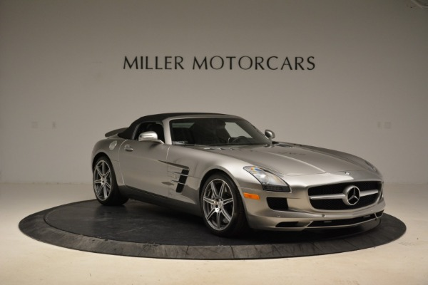 Used 2012 Mercedes-Benz SLS AMG for sale Sold at Rolls-Royce Motor Cars Greenwich in Greenwich CT 06830 19