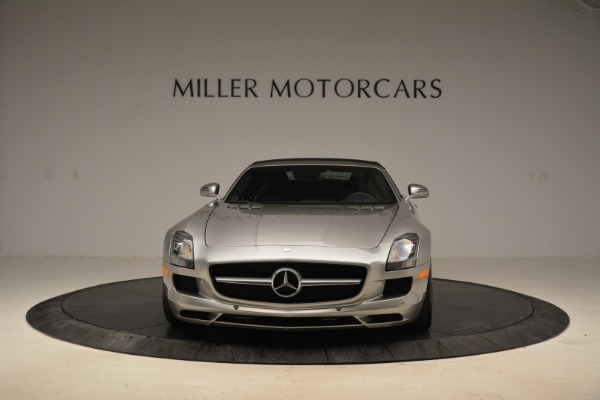 Used 2012 Mercedes-Benz SLS AMG for sale Sold at Rolls-Royce Motor Cars Greenwich in Greenwich CT 06830 20