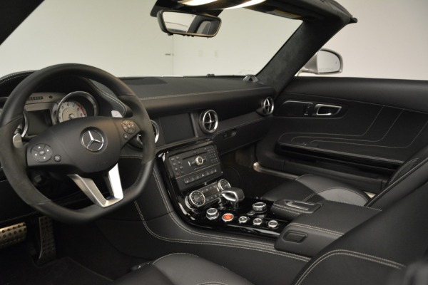 Used 2012 Mercedes-Benz SLS AMG for sale Sold at Rolls-Royce Motor Cars Greenwich in Greenwich CT 06830 23