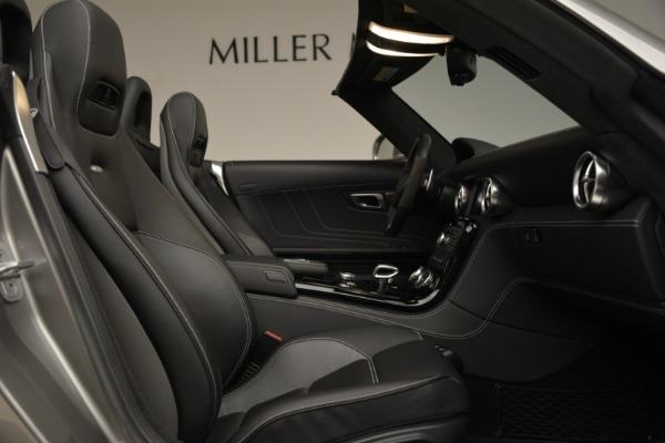 Used 2012 Mercedes-Benz SLS AMG for sale Sold at Rolls-Royce Motor Cars Greenwich in Greenwich CT 06830 27
