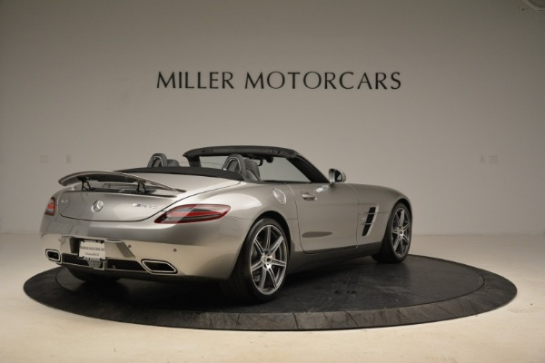 Used 2012 Mercedes-Benz SLS AMG for sale Sold at Rolls-Royce Motor Cars Greenwich in Greenwich CT 06830 7