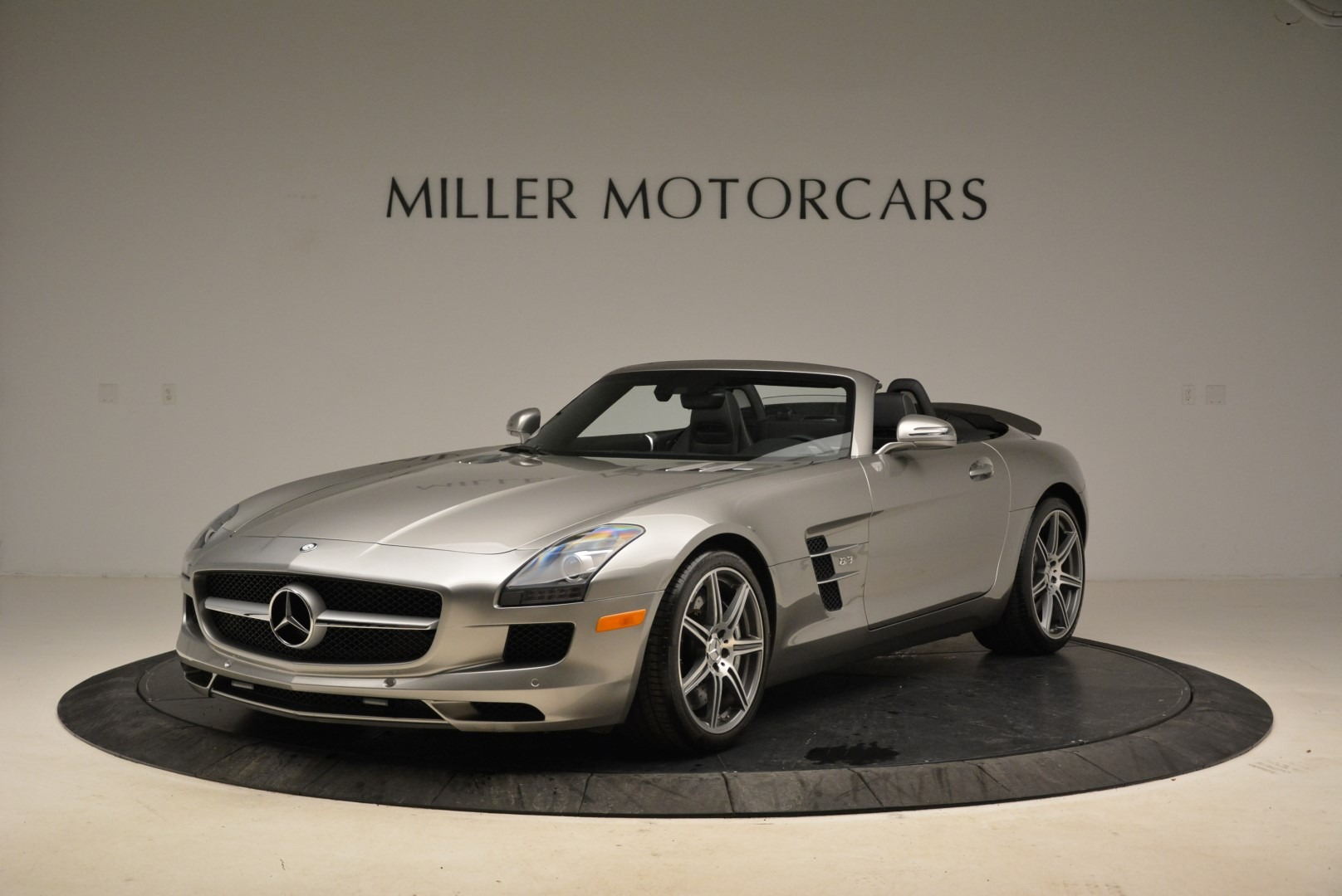 Used 2012 Mercedes-Benz SLS AMG for sale Sold at Rolls-Royce Motor Cars Greenwich in Greenwich CT 06830 1