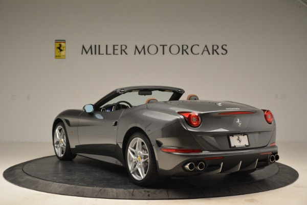 Used 2016 Ferrari California T for sale Sold at Rolls-Royce Motor Cars Greenwich in Greenwich CT 06830 5