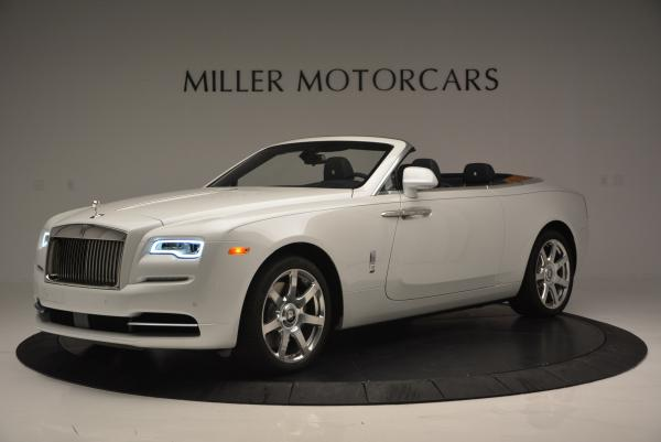 New 2016 Rolls-Royce Dawn for sale Sold at Rolls-Royce Motor Cars Greenwich in Greenwich CT 06830 2