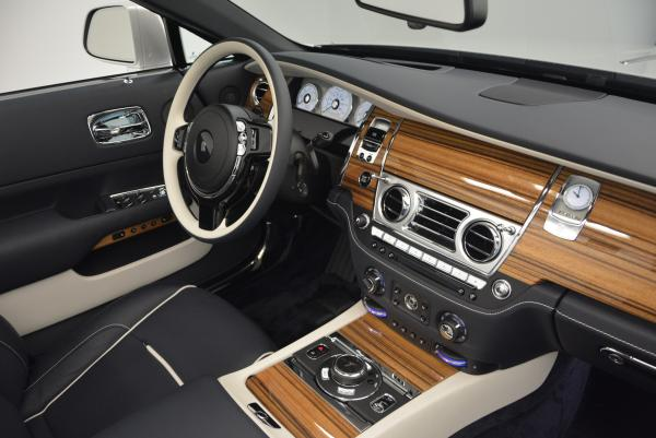 New 2016 Rolls-Royce Dawn for sale Sold at Rolls-Royce Motor Cars Greenwich in Greenwich CT 06830 22