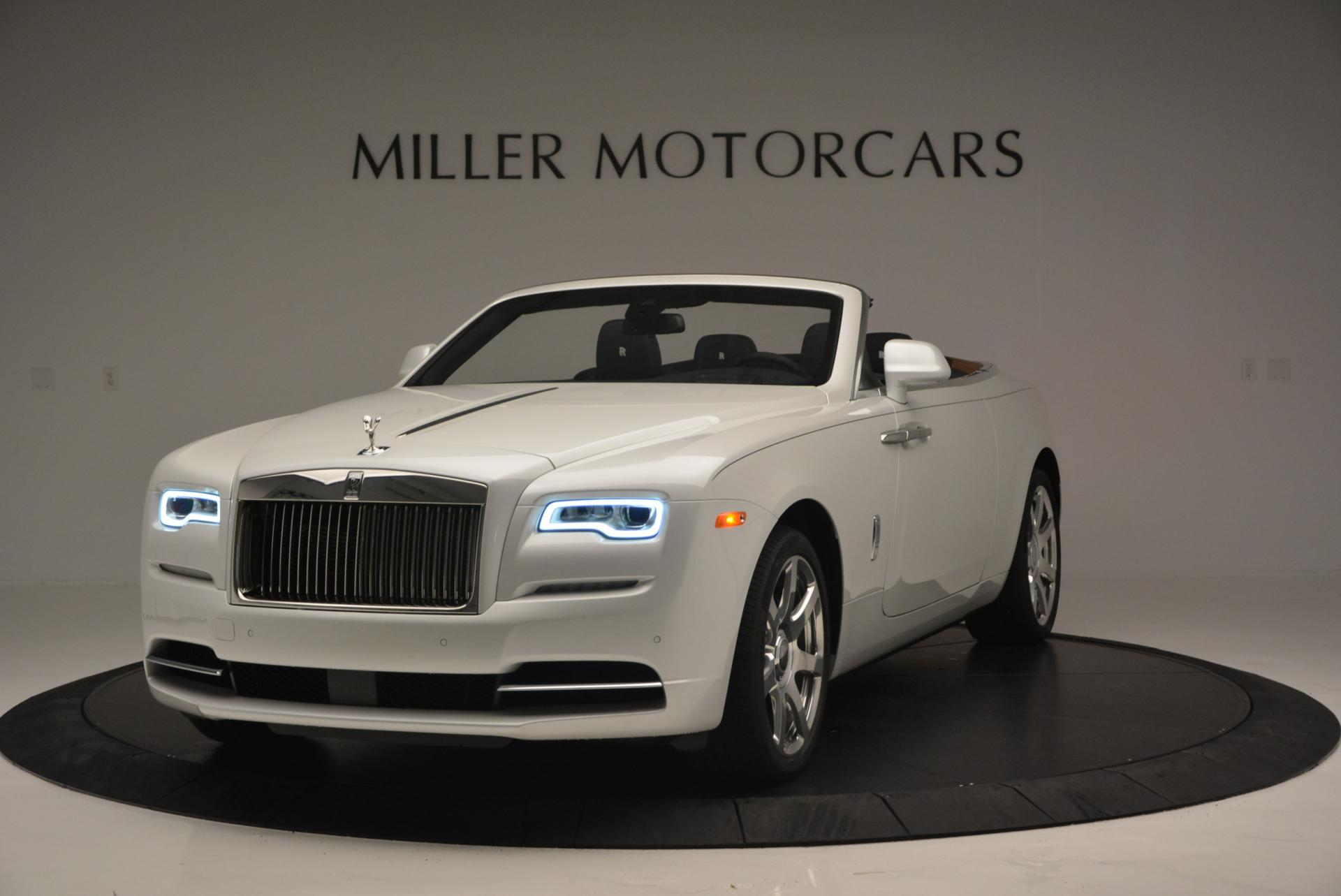 New 2016 Rolls-Royce Dawn for sale Sold at Rolls-Royce Motor Cars Greenwich in Greenwich CT 06830 1