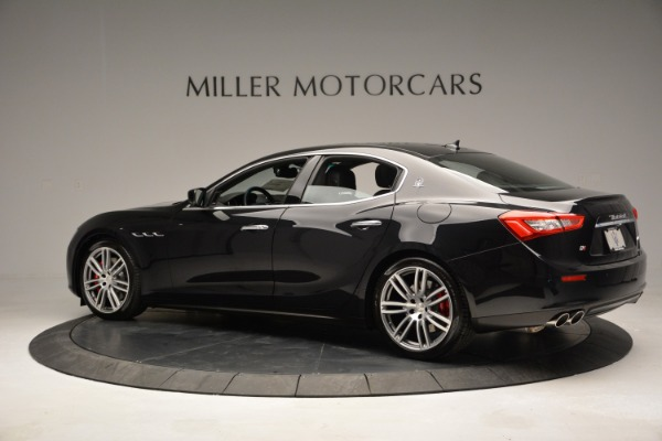 Used 2015 Maserati Ghibli S Q4 for sale Sold at Rolls-Royce Motor Cars Greenwich in Greenwich CT 06830 4