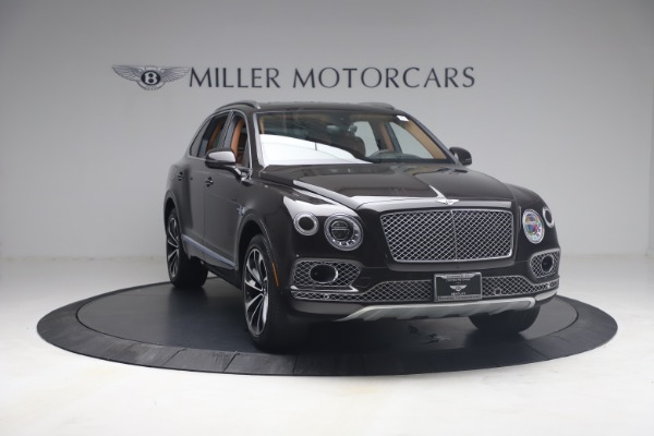 Used 2018 Bentley Bentayga W12 Signature for sale Call for price at Rolls-Royce Motor Cars Greenwich in Greenwich CT 06830 11