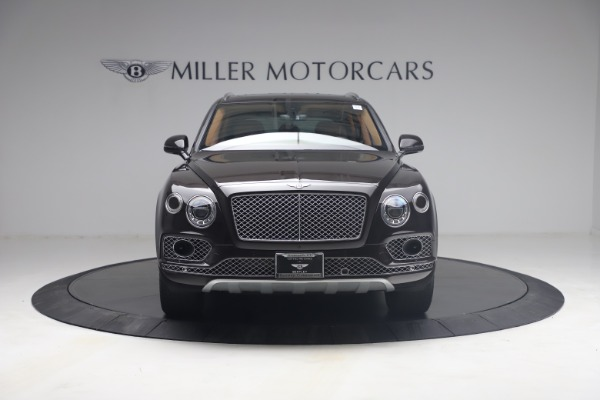 Used 2018 Bentley Bentayga W12 Signature for sale Call for price at Rolls-Royce Motor Cars Greenwich in Greenwich CT 06830 12