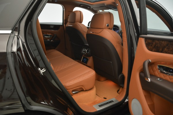 Used 2018 Bentley Bentayga W12 Signature for sale Call for price at Rolls-Royce Motor Cars Greenwich in Greenwich CT 06830 16