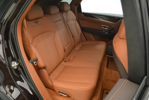 Used 2018 Bentley Bentayga W12 Signature for sale Call for price at Rolls-Royce Motor Cars Greenwich in Greenwich CT 06830 17