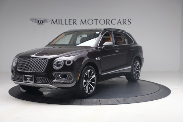 Used 2018 Bentley Bentayga W12 Signature for sale Call for price at Rolls-Royce Motor Cars Greenwich in Greenwich CT 06830 2