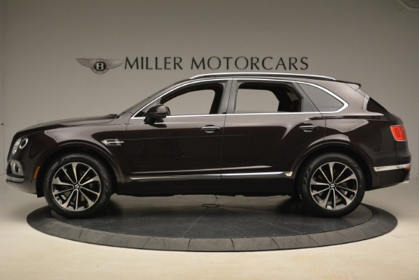 New 2018 Bentley Bentayga Signature for sale Sold at Rolls-Royce Motor Cars Greenwich in Greenwich CT 06830 3