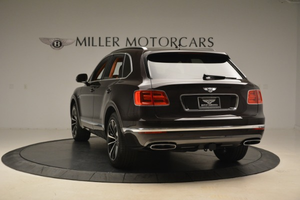 New 2018 Bentley Bentayga Signature for sale Sold at Rolls-Royce Motor Cars Greenwich in Greenwich CT 06830 5