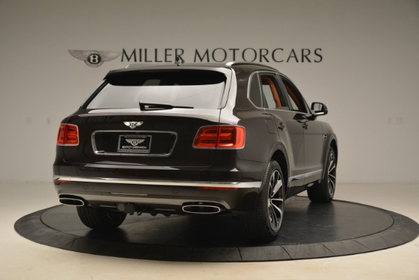 New 2018 Bentley Bentayga Signature for sale Sold at Rolls-Royce Motor Cars Greenwich in Greenwich CT 06830 7