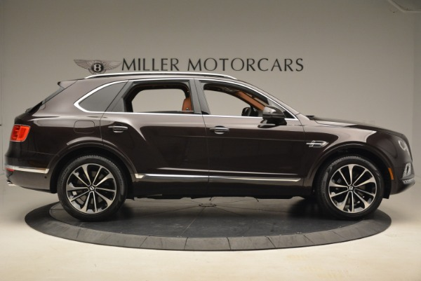 Used 2018 Bentley Bentayga W12 Signature for sale Call for price at Rolls-Royce Motor Cars Greenwich in Greenwich CT 06830 9