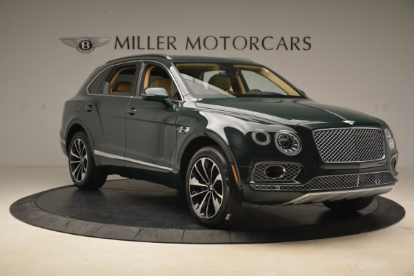 New 2018 Bentley Bentayga Signature for sale Sold at Rolls-Royce Motor Cars Greenwich in Greenwich CT 06830 11
