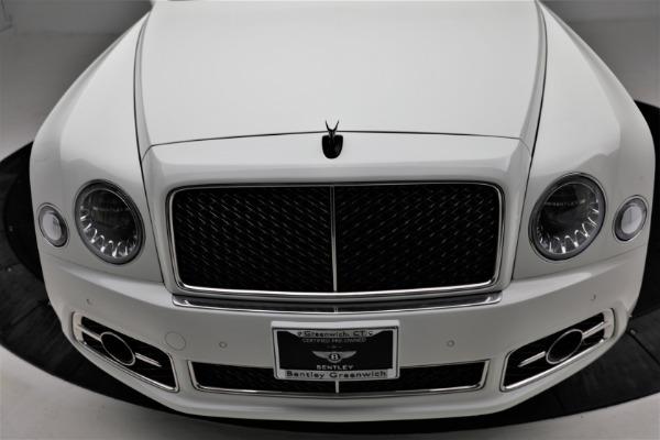 Used 2018 Bentley Mulsanne Speed for sale $228,900 at Rolls-Royce Motor Cars Greenwich in Greenwich CT 06830 12
