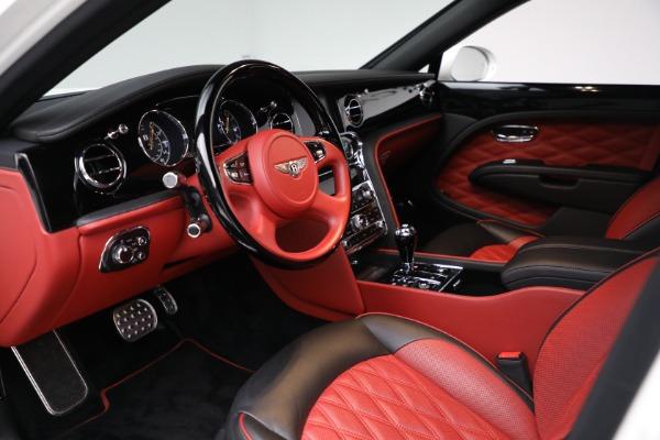 Used 2018 Bentley Mulsanne Speed for sale $228,900 at Rolls-Royce Motor Cars Greenwich in Greenwich CT 06830 16