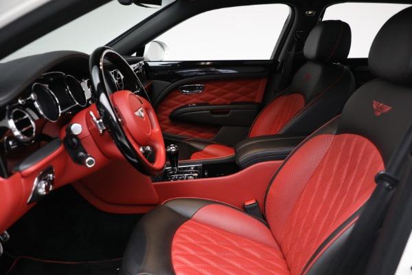 Used 2018 Bentley Mulsanne Speed for sale $228,900 at Rolls-Royce Motor Cars Greenwich in Greenwich CT 06830 17