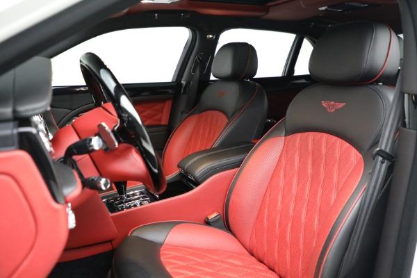 Used 2018 Bentley Mulsanne Speed for sale $228,900 at Rolls-Royce Motor Cars Greenwich in Greenwich CT 06830 18