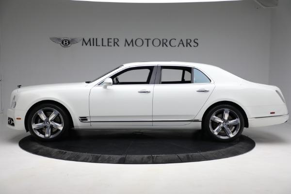Used 2018 Bentley Mulsanne Speed for sale $228,900 at Rolls-Royce Motor Cars Greenwich in Greenwich CT 06830 2